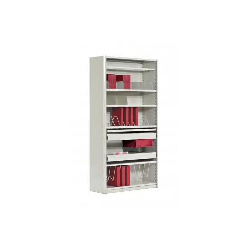 ULTIMA CL-80 MODULAR SHELVING SYSTEMS