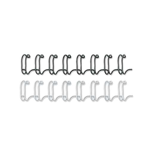 FELLOWES WIRE BINDING COMBS (34) 3:1 11mm BLACK